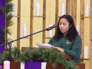 Lessons and Carols Prayer Service